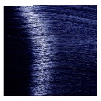 Крем-краска усилитель studio professional, тон 07, синий, 100 мл