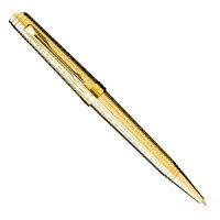 Ручка шариковая parker premier deluxe k562 (s0887960) chiselling gt (m) че