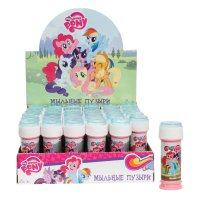 1toy my little pony, мыл.пуз., 50мл, в д./б.