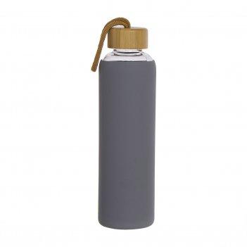 Бутылка для воды bamboo 0.6л