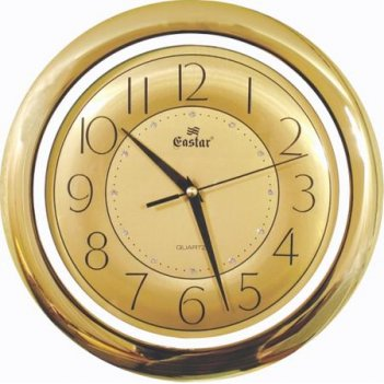 Настенные часы gastar 217 c (пластик)