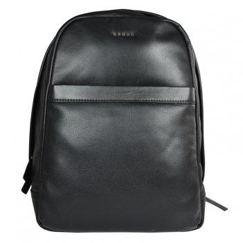Рюкзак мужской cross renovar black, кожа наппа, комбинированная фактурная