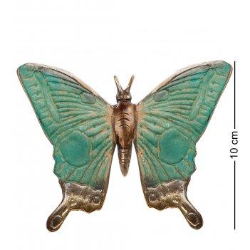 43-139 фигурка бабочка (бронза, о.бали)