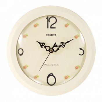 Часы классические круглые модель 102w