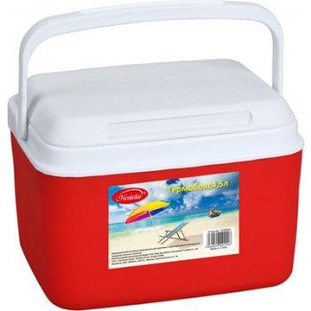 Термобокс 4,5 литра красный (c11045)