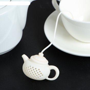 Ситечко для чая чайник 5,5x3,7x3,5 см