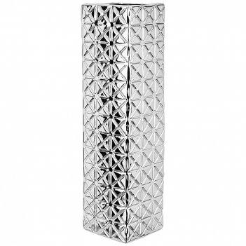 Ваза серебряная коллекция 11*11*42 см