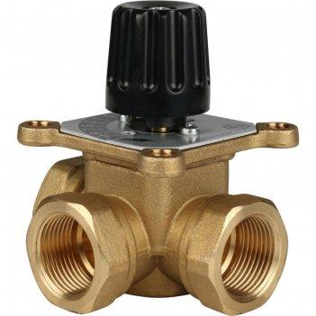 Клапан смесительный stout svm-0003-012002, трех ходовой, 3/4, kvs 6