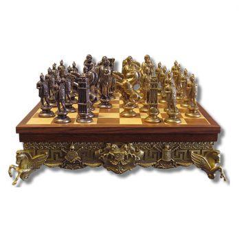 шахматы «цезарь» 40х40см