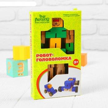 Робот-головоломка 6