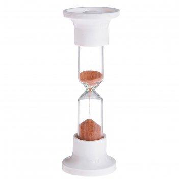 Часы песочные настольные на 2 минуты
