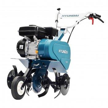 Культиватор бензиновый hyundai t 800, 4.1 квт, 300х600 мм, скорость 1/1, ф