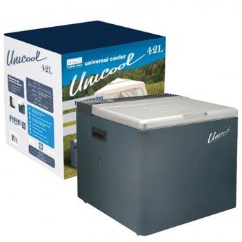 Автомобильный холодильник электрогазовый cw unicool deluxe 42l