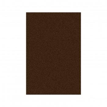 Прямоугольный ковёр shaggy ultra s600, 150 х 230 см, цвет brown
