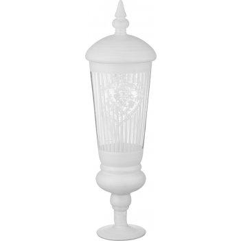Декоративная чаша с крышкой vintage высота=61 см...