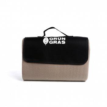 """Коврик для пикника """"grun gras"""" 130*150см, флисовый"""