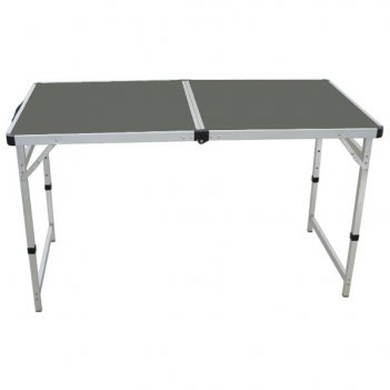 Tc-012 складной стол camping world funny table grey