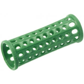 Бигуди 4600632 пластик. зеленые 25мм 10 шт