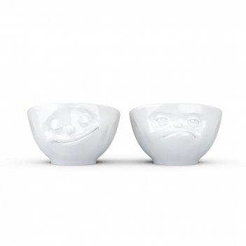 Набор из 2-х подставок для яиц, диаметр: 5,2 см, материал: фарфор, цвет: б