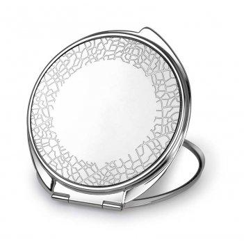 Зеркало косметическое jardin d'ete, пустыня, сталь, серебристое, 64 м