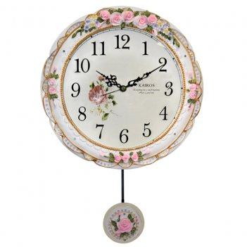 Настенные часы kairos kf-163w