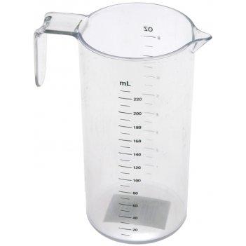 Мерный стаканчик на 220 мл с ручкой