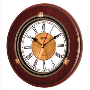 Настенные часы sinix 1018cmr