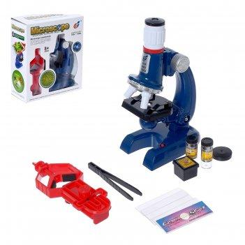 Микроскоп юный исследователь