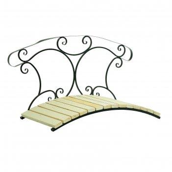Декор садовый мостушка 155 х 100 х 72 см