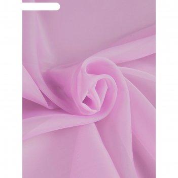 Ткань тюлевая, ширина 300 см, вуаль