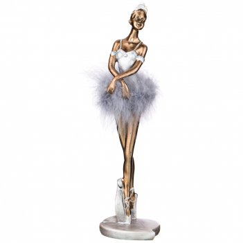Статуэтка балерина 8,5*8*29 см. серия фьюжн