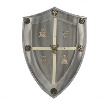 Щит рыцарский - декоративный эль сида