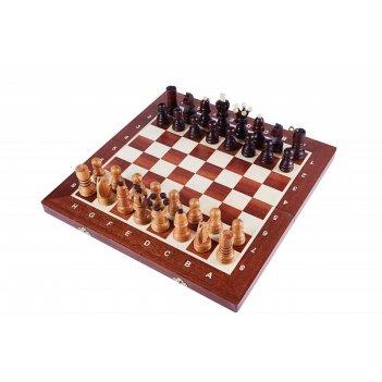 Шахматы жемчужина, маркетри