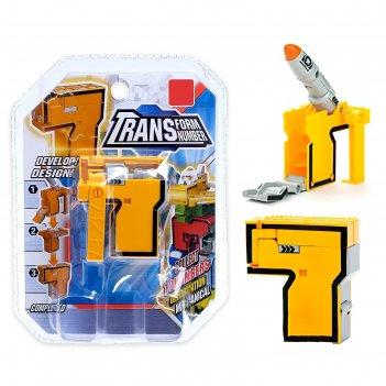 Робот-трансформер «робоцифра 7»