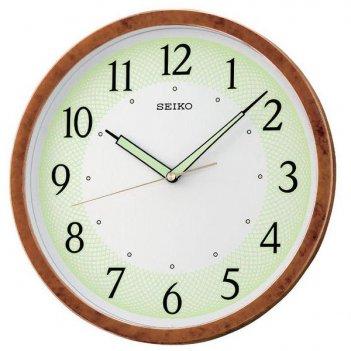 Настенные часы seiko qxa472bn