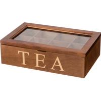 Шкатулка для чая 24*18*10 см