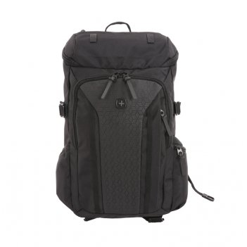 Рюкзак wenger 15'', чёрный, полиэстер 900d/ м2 добби, 29х15х47 с