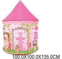Палатка игровая розовая мечта, сумка