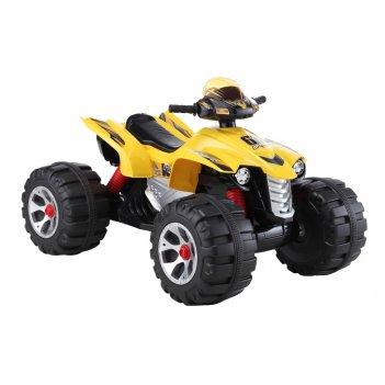 Электромобиль beach car js 318 желтый (12v7ah*1)