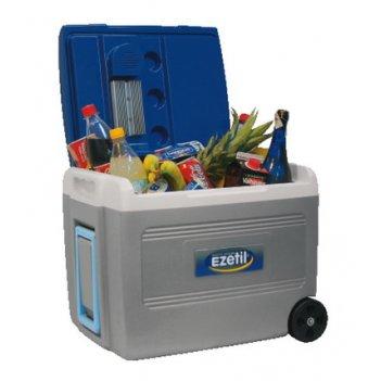 Термоэлектрический контейнер охлаждения ezetil e 40 12/230v rollcooler