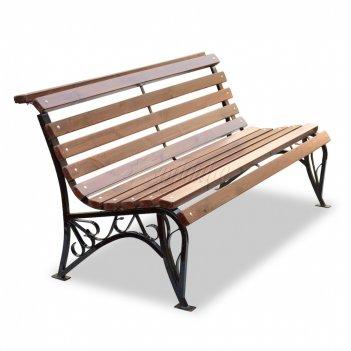 Скамейка парковая «ривьера» 1,2 м