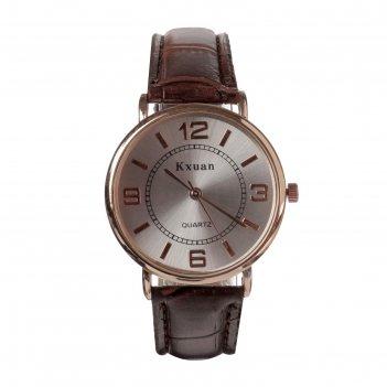 Часы наручные женские kx -  классика d=3,5  см, микс