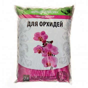 Грунт для орхидей, 2 л