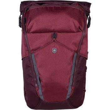 Рюкзак victorinox altmont deluxe rolltop laptop 15'', бордовый,