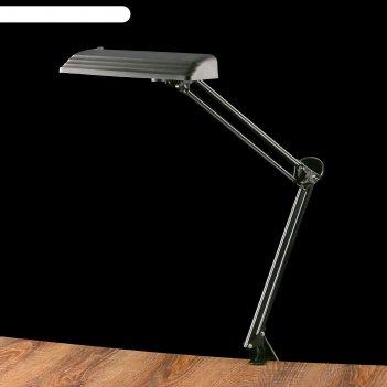 Фитосветильник светодиодный «дельта п-с32ф», на металлической струбцине, 1