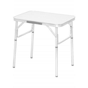 Стол складной алюминиевый, столешница мдф, 600 х 450 х 250/590 camping pal