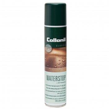 Спрей collonil waterstop для кожи, цвет нейтральный, 200 мл