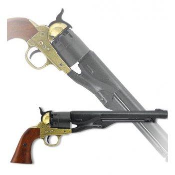 de-1007-l револьвер, сша, 1886 г.