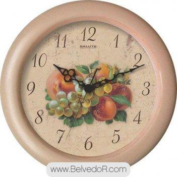 Настенные часы салют дс - 3бб2 - 154