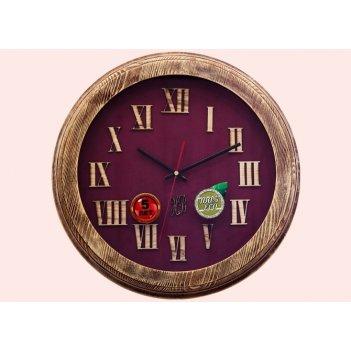 Часы настенные d40-234